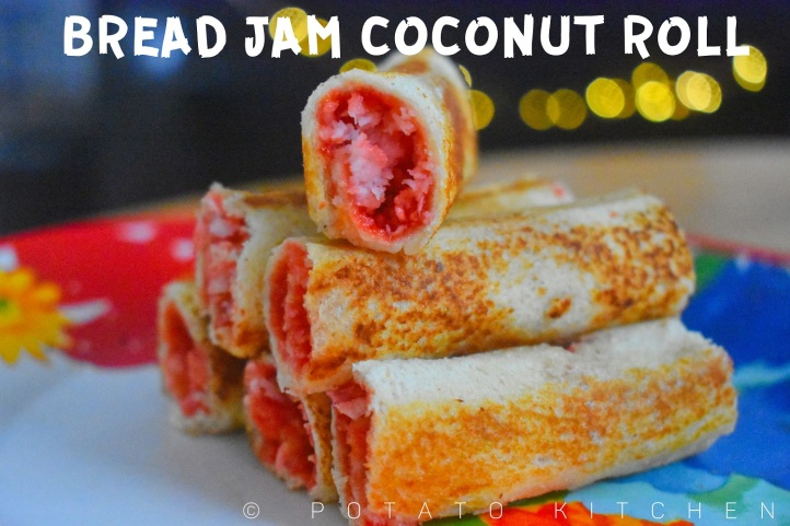 BREAD JAM COCONUT ROLL (5)