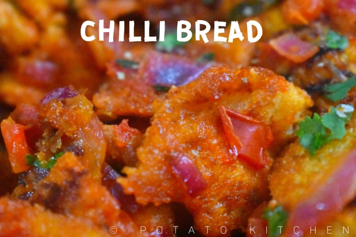 CHILLI BREAD (25)
