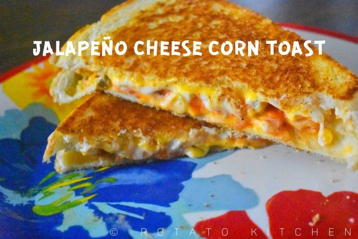 Jalapeno cheese corn toast (40)