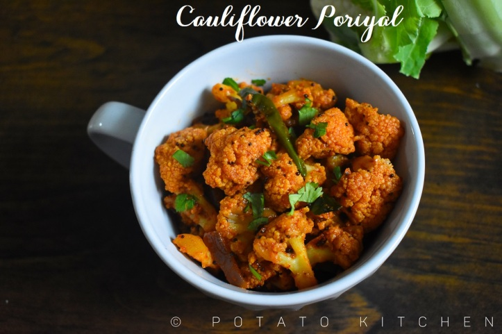 cauliflower masala poriyal (37)
