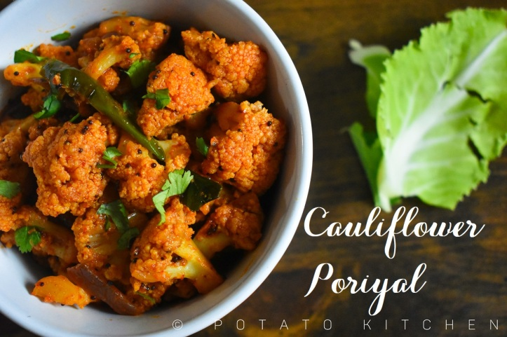 cauliflower masala poriyal (39)