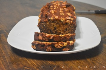 EGGLESS BANANA BREAD (20)