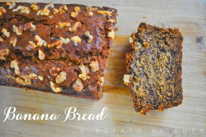 EGGLESS BANANA BREAD (7)