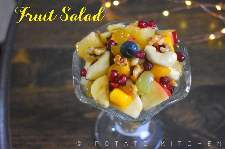 FRUIT SALAD WITH HONEY DRESSING (13)