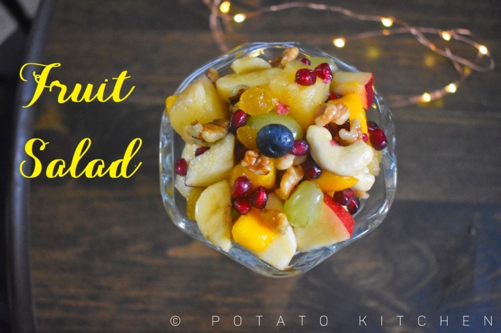 FRUIT SALAD WITH HONEY DRESSING (16)