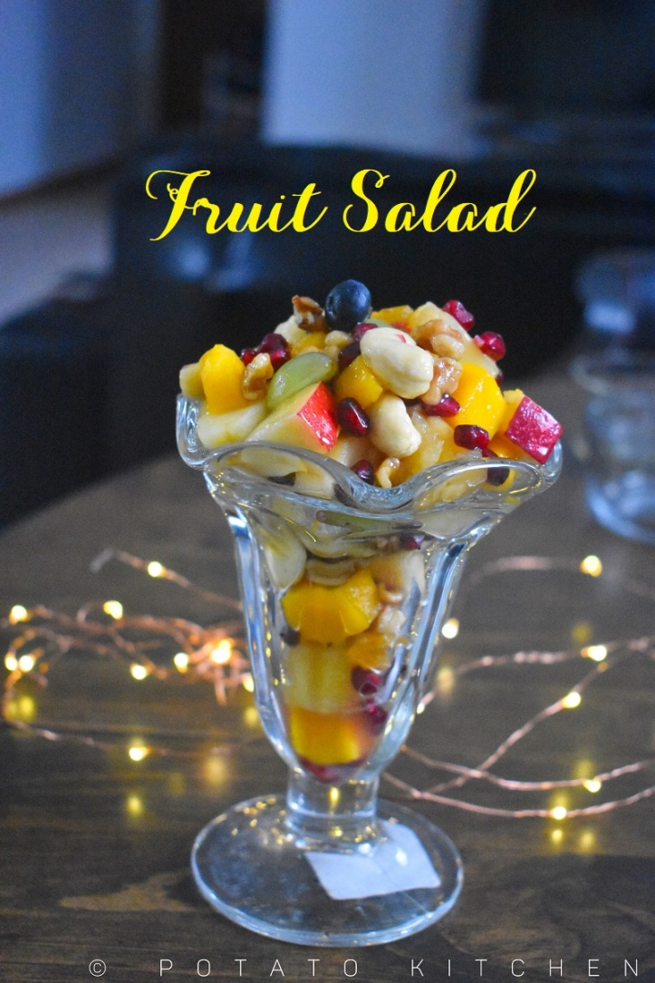 FRUIT SALAD WITH HONEY DRESSING (29)