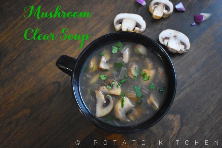 MUSHROOM CLEAR SOUP (26)