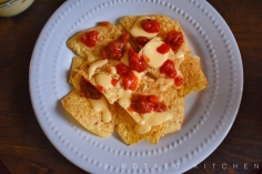 CHEESY NACHOS AND SALSA (10)