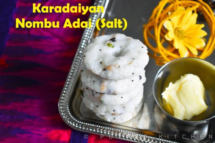 KARADAYAN NOMBU SALT ADAI (50)