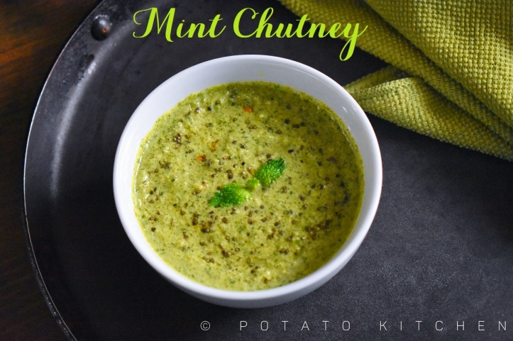 MINT CHUTNEY WITH COCONUT (23)