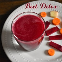 Beet root Juice for Glowing Skin | Beet Detox