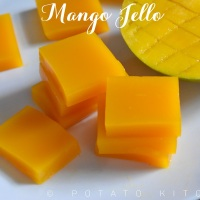Mango Jello| Homemade Mango Jelly